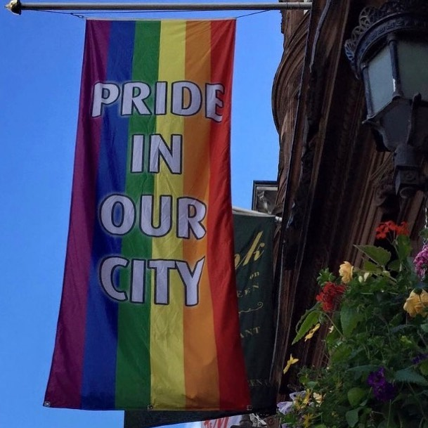 #dublinpride #pride #prideinourcity
