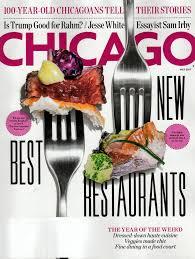 Chicago Magazine May 2017