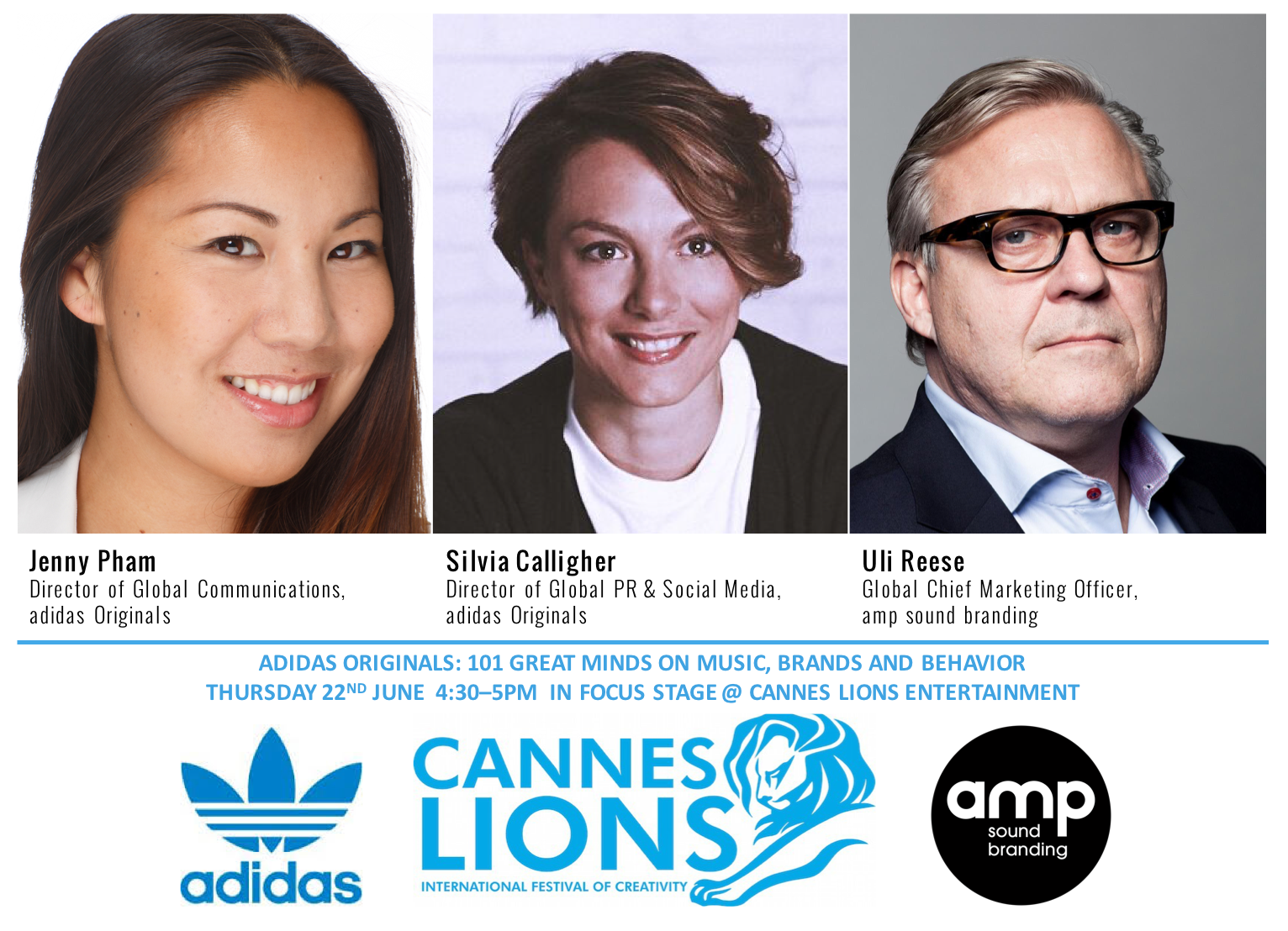cannes lions 2017 adidas originals amp sound branding uli reese