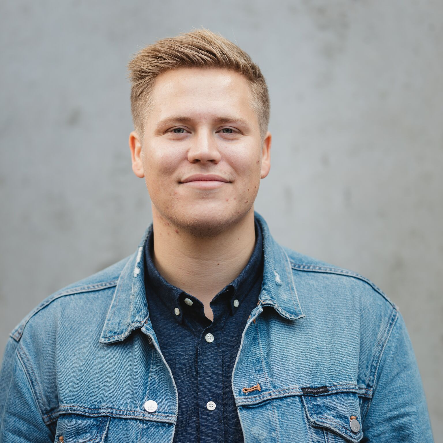 Vetle Jarandsen   Elgitar i bandet og MD