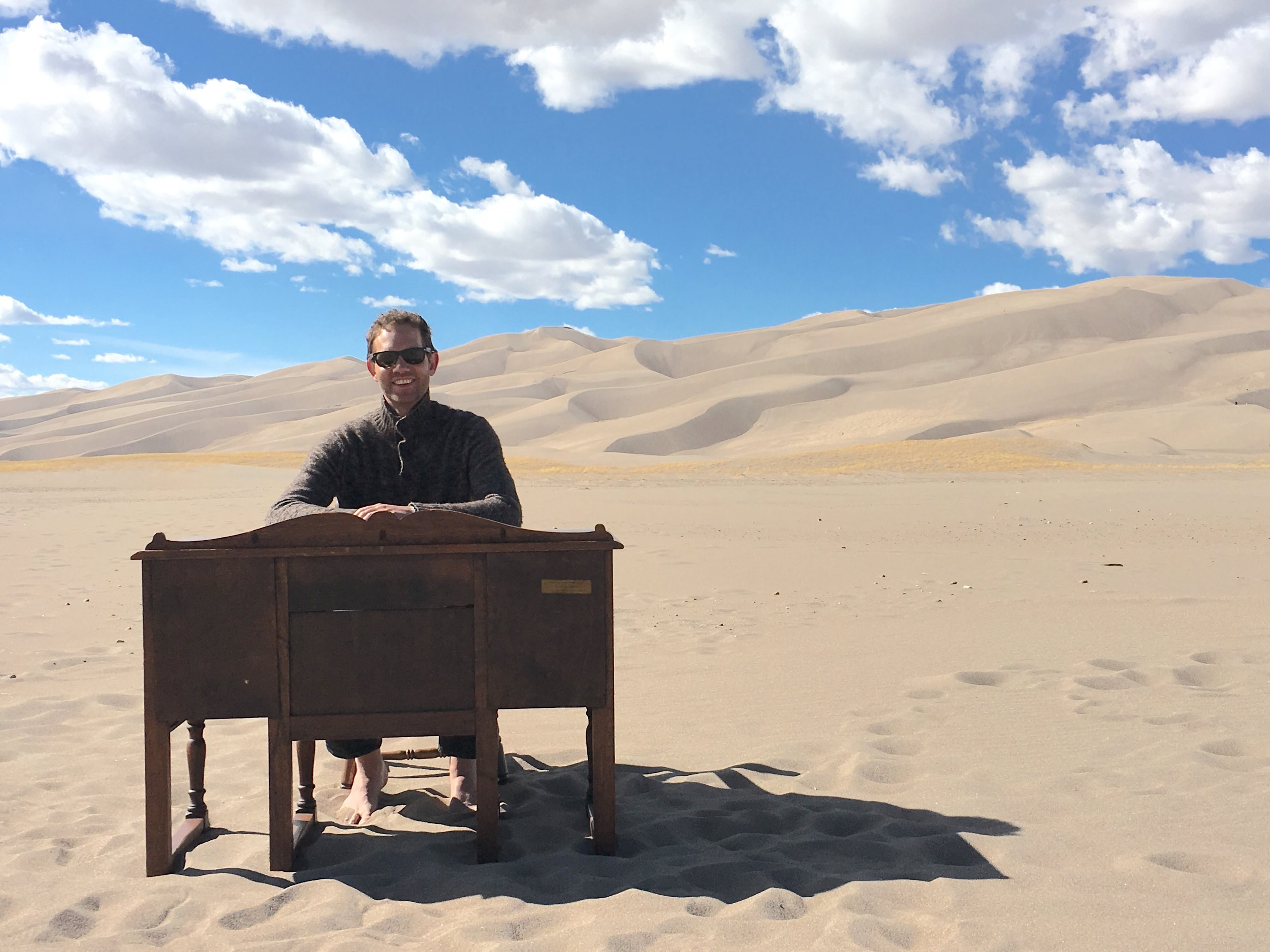 Andrew McFadyen-Ketchum_The True Magicians_Nicole York_Great Sand Dunes National Park