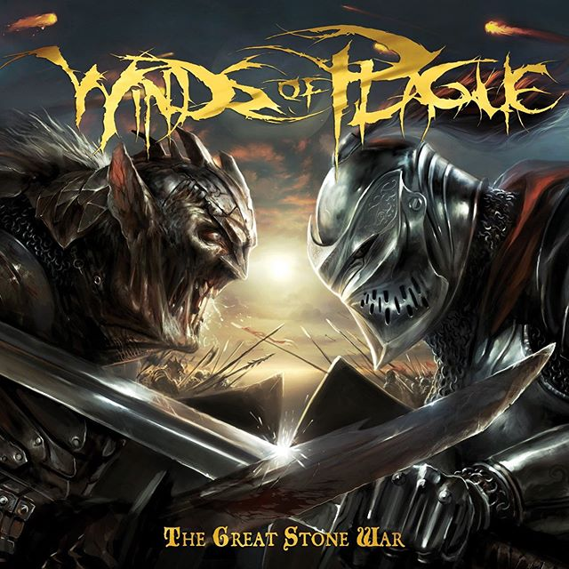 OTD 10 YEARS AGO WE RELEASED #TheGreatStoneWar  What's your favorite track?
