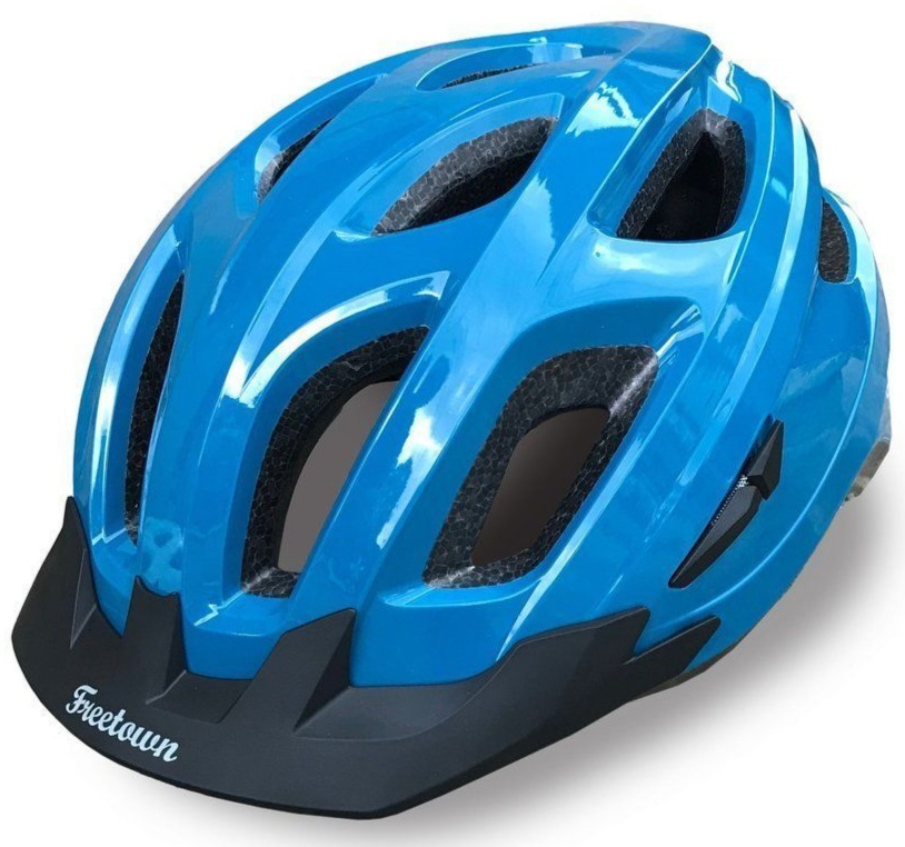 CLICk for HELMETS to PURCHASE  Cycling Helmet w/ LED Light