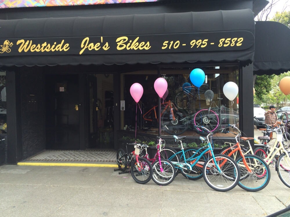 West Side Joe's will give Easy Street Cycling families 10% off all bike accessories when you show your camp receipt.