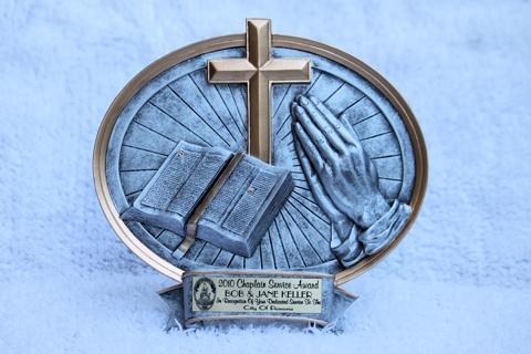 Bob & Jane Chaplain Service Award 2010