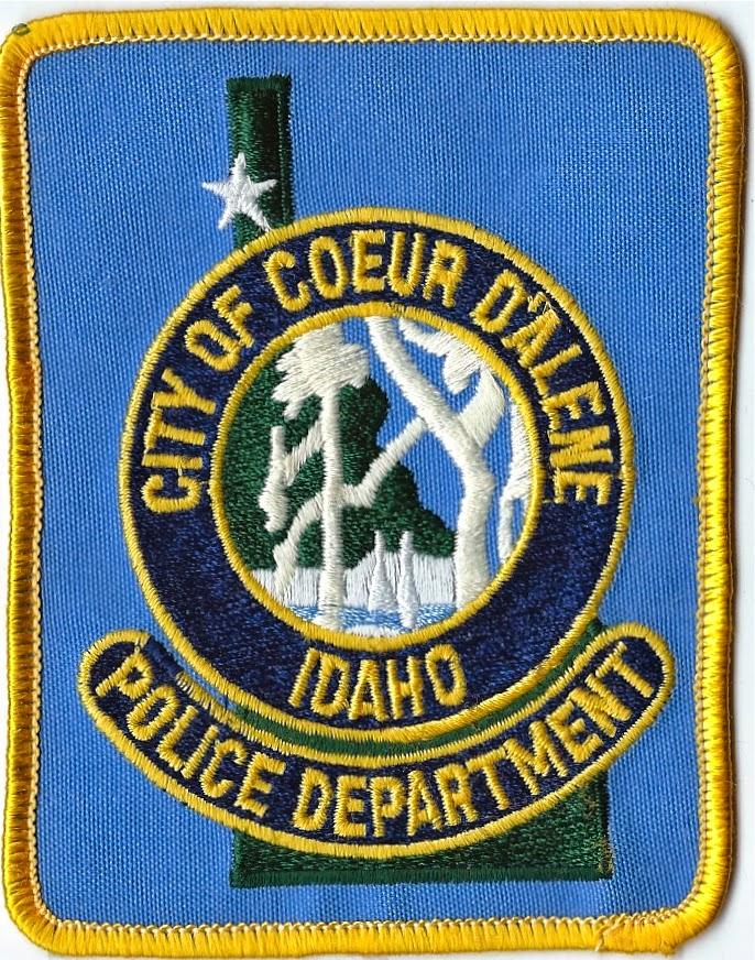City of Coeur D'alene Police, Idaho.jpg