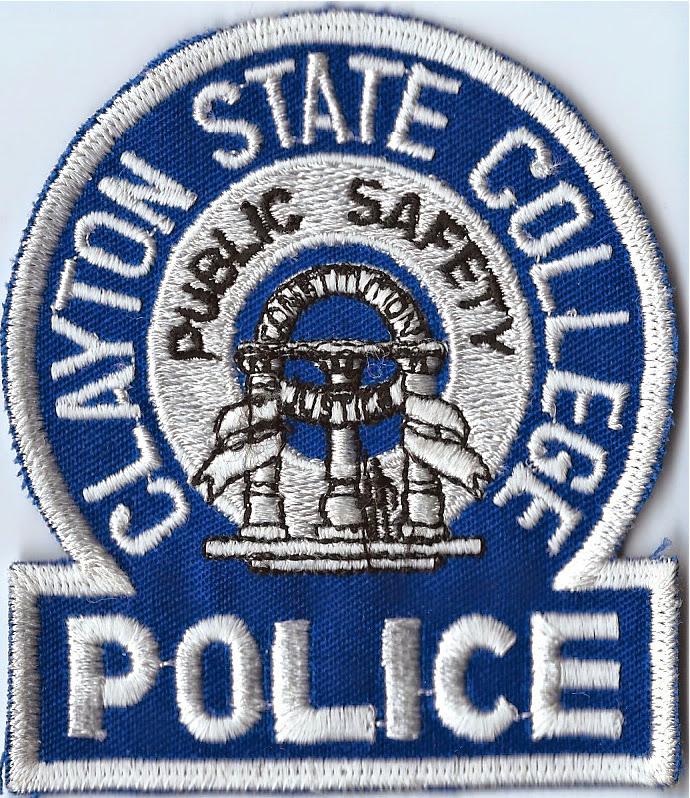 Clayton State College Police, GA.jpg