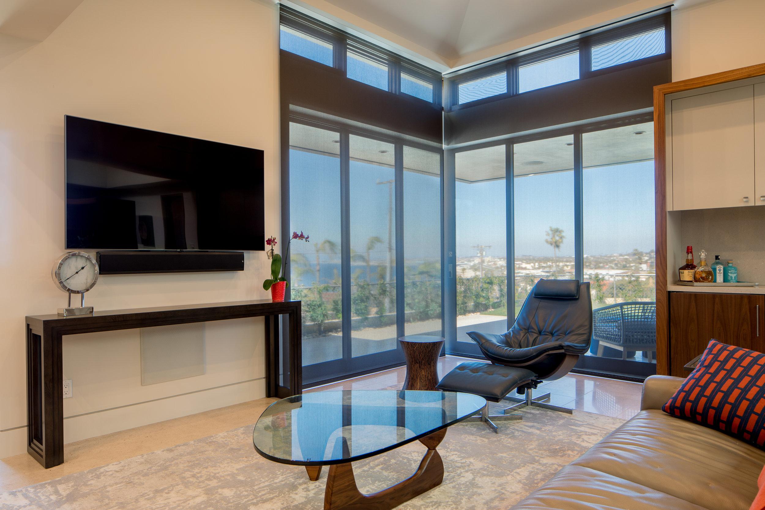 Living Room Television and Shades Closed.jpg