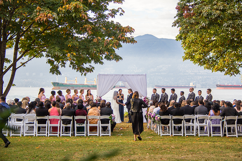 Vancouver+Live+Art,+Wedding+Painting+Brock House Restaurant