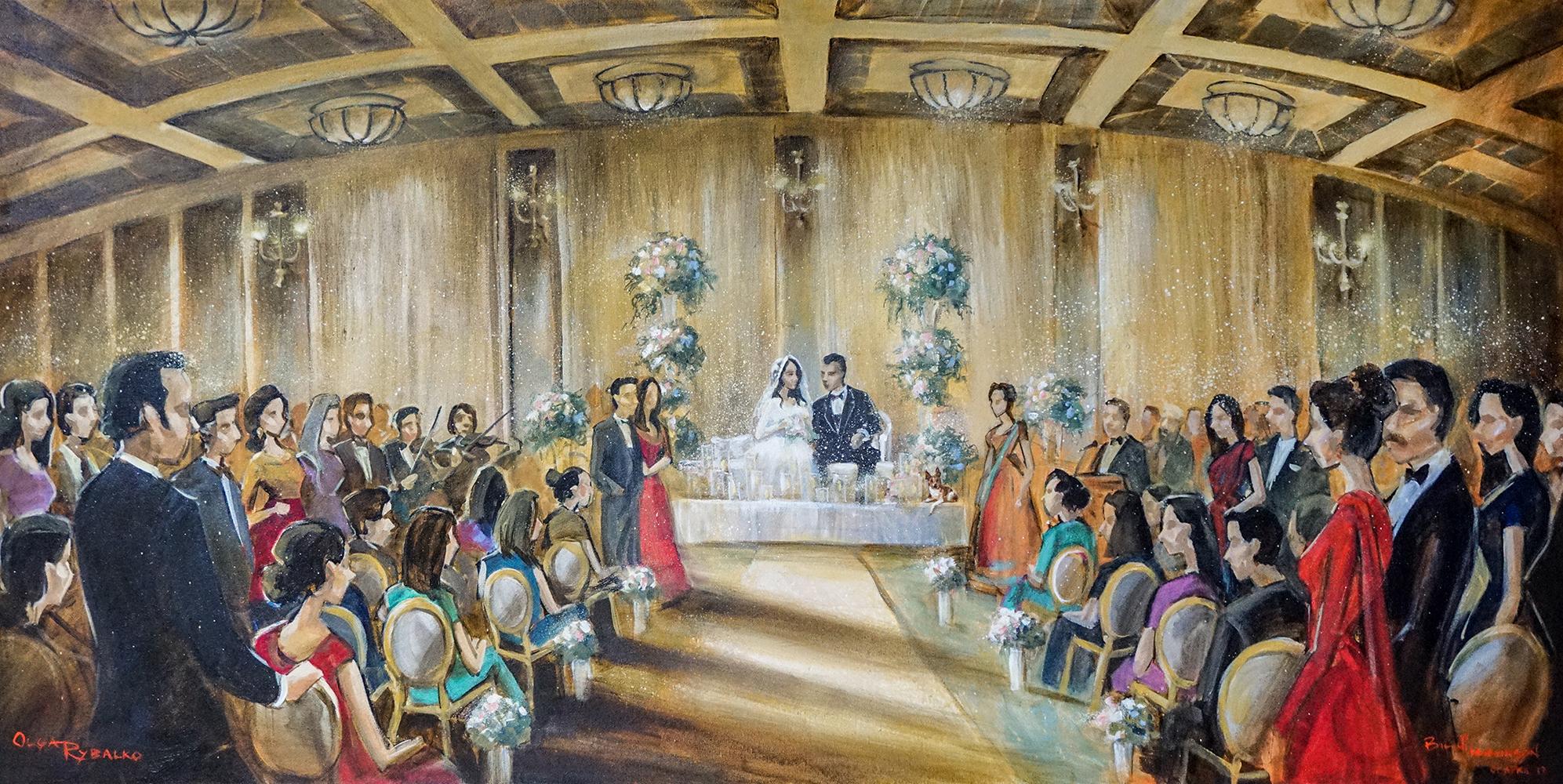 impressions+live+art+wedding+painting+newlands+vancouver+wedding+entertainment