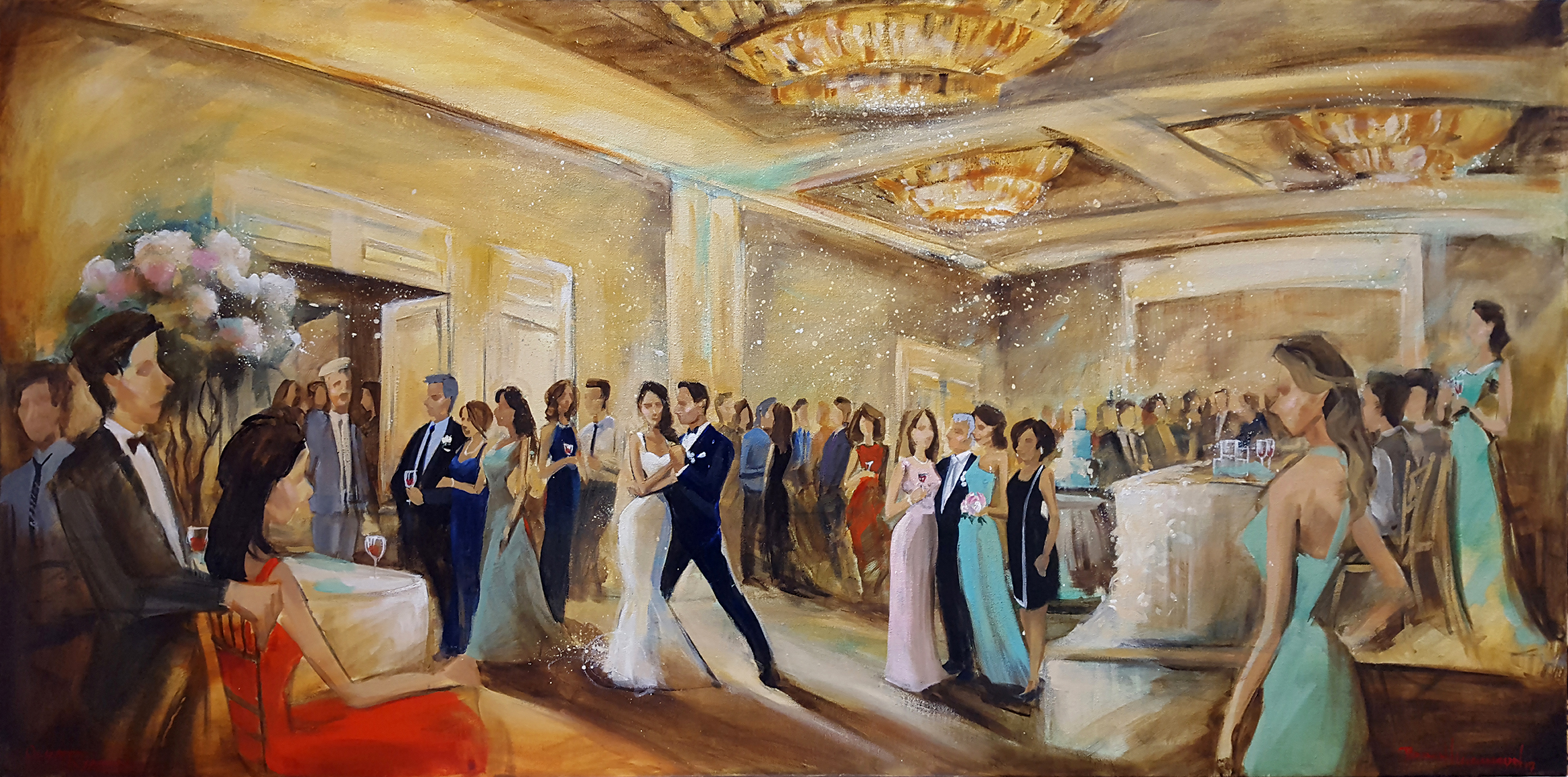 simona and darius live wedding painting at the sutton place hotel.jpg