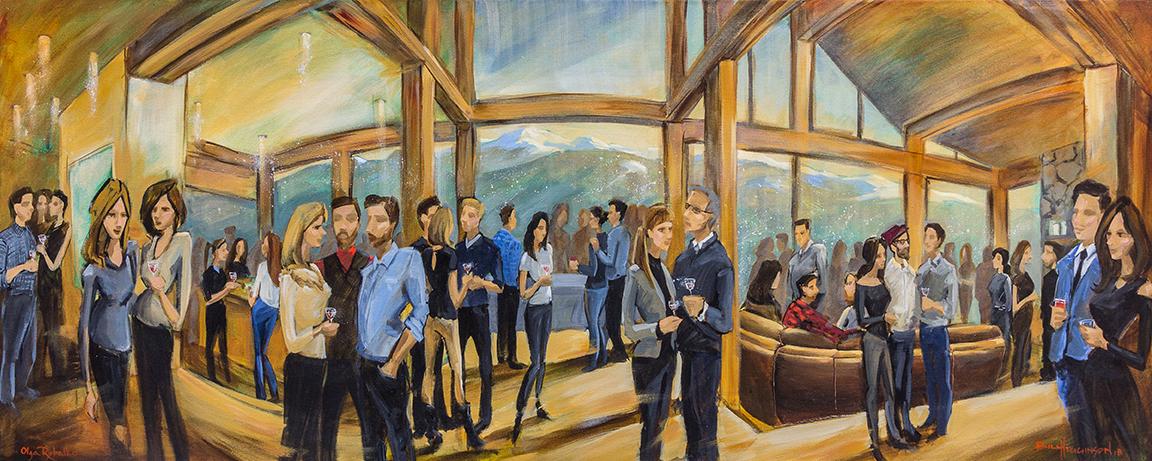 live event painting birthday celebration in whistler.jpg