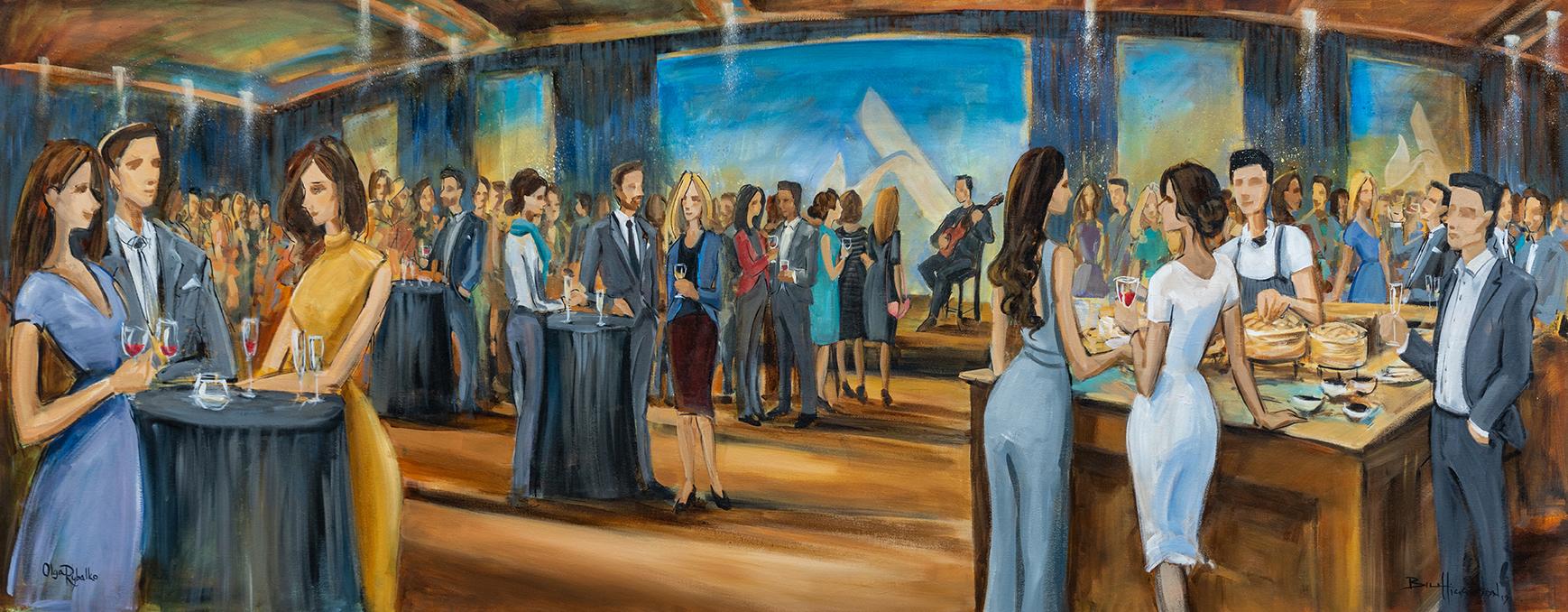 impressions live art - Fairmont Pacific Rim Live event painting.jpg