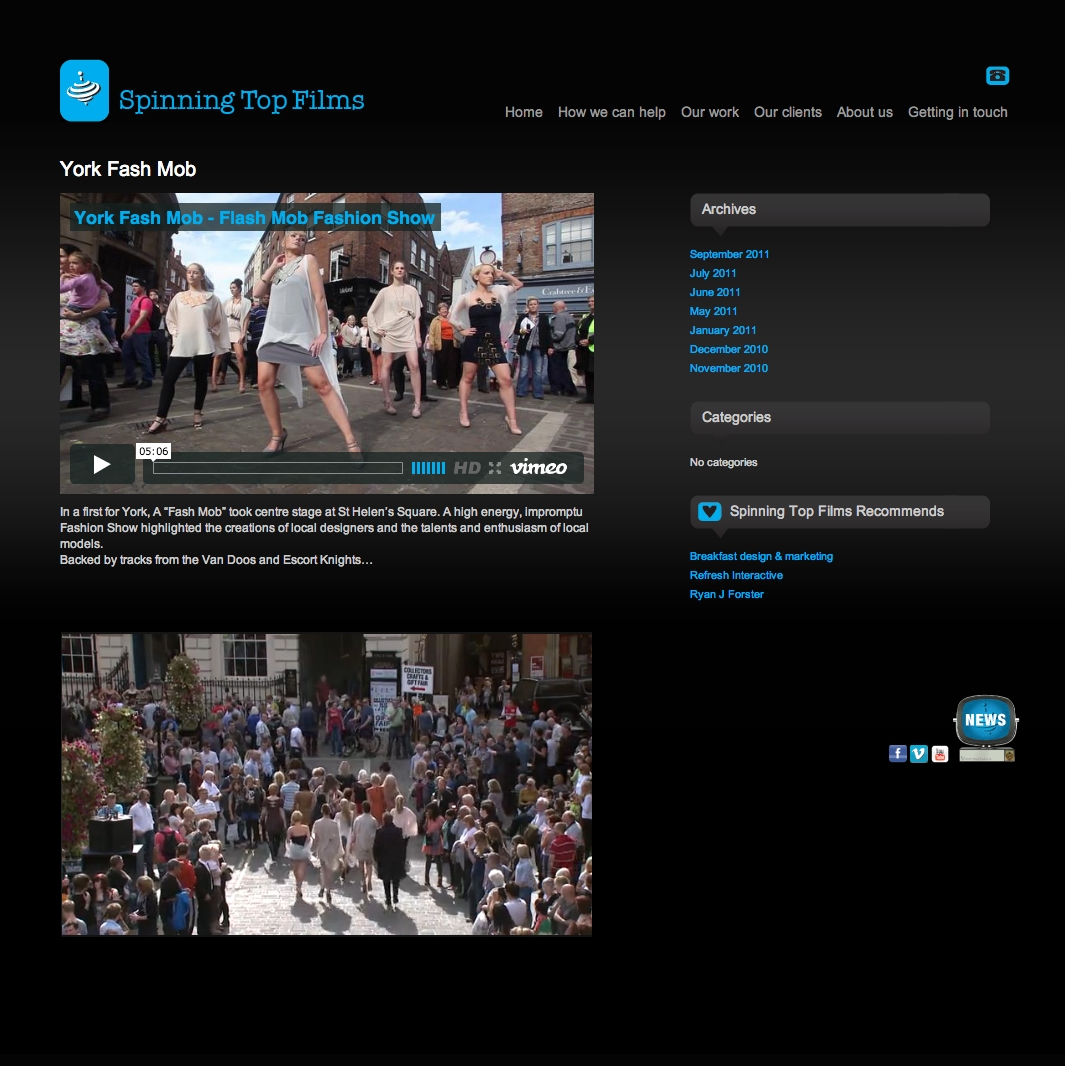 Spinning Top Films Flash Mob.jpg