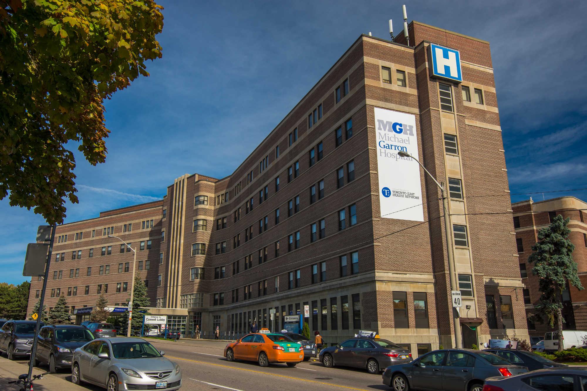 toronto east general hospital -825 Coxwell Ave