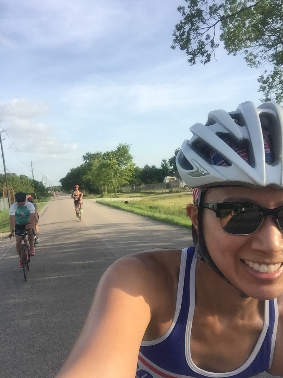 Tri training is more fun with friends!