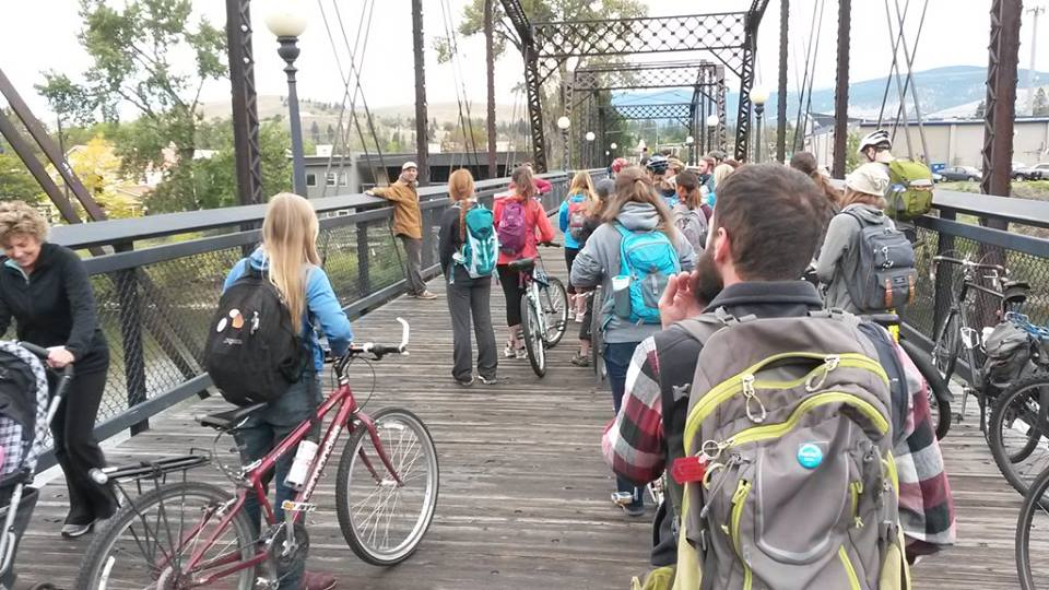 Free Cycles attracts students from all fields. Previous interns have graduated from various departments such as Environmental Studies, Political Science, Geography, Social Work, Climate Change Studies, Wilderness and Civilization, and more.