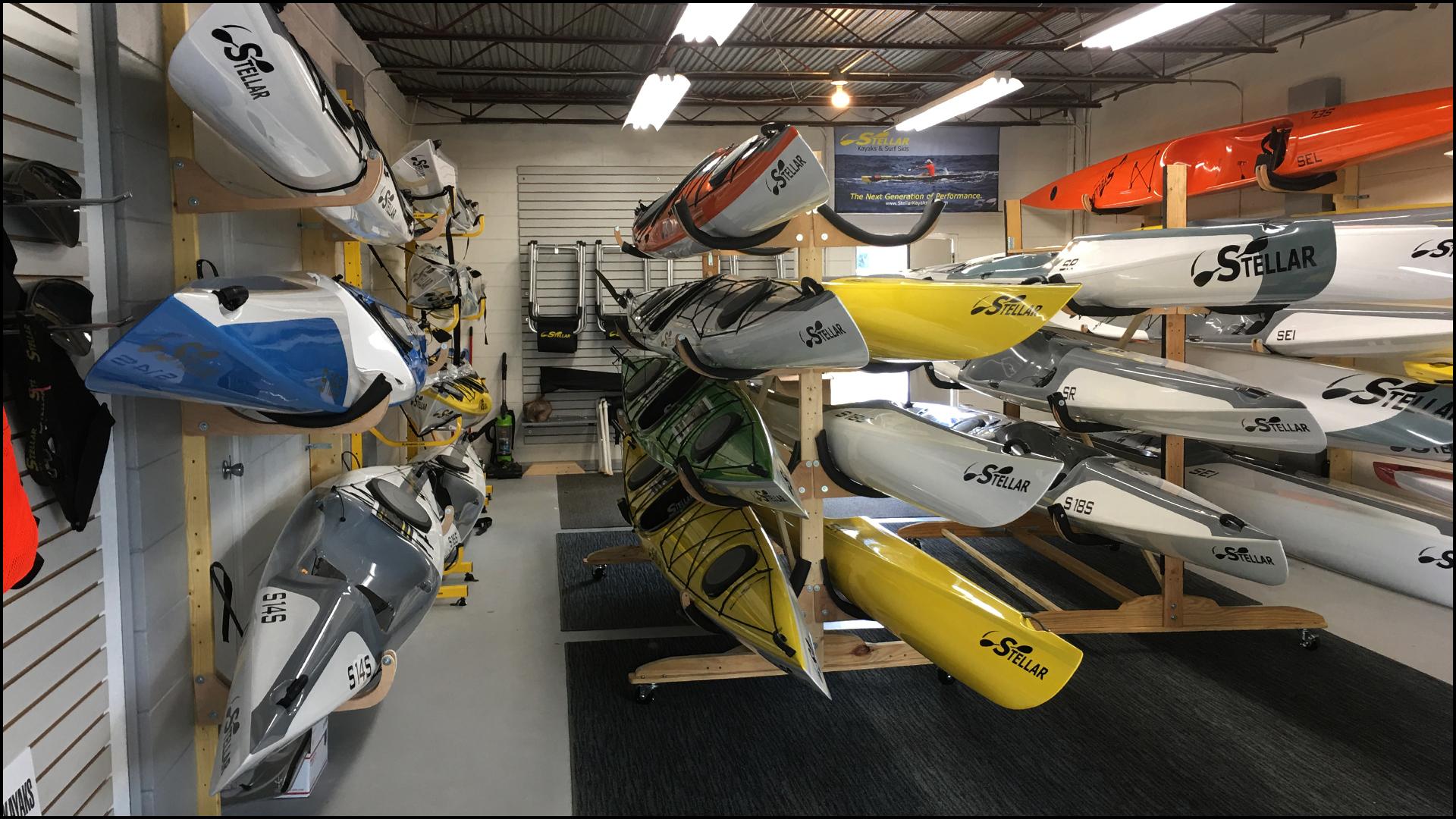 Stellar Kayaks Orlando