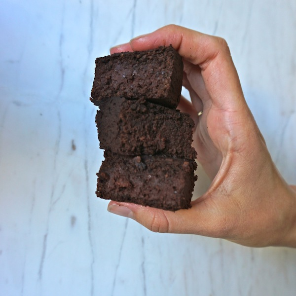 Seven Ingredient Black Bean Brownies | Healthy Baking | Sproutly Stories