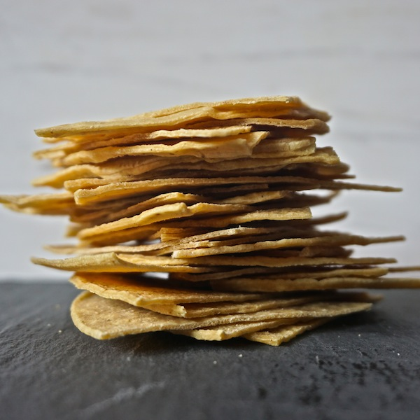 Easy Oil Free Tortilla Chips