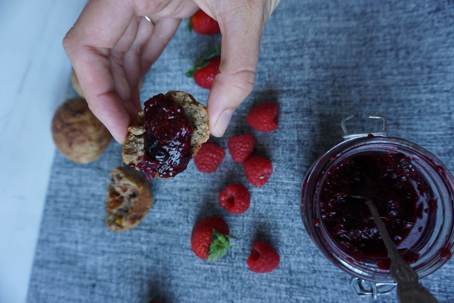 Chia Berry Jam | Healthy How-Tos | Sproutly Stories