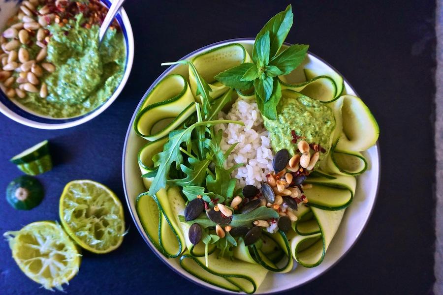 Avocado Rocket Pesto | Savoury Recipes | Sproutly Stories