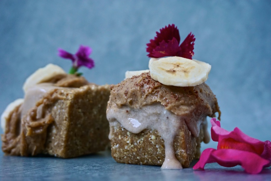 Raw Banoffee Slice | Sweet Recipes | Sproutly Stories