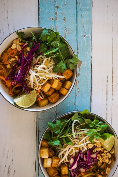 Red Curry Noodle Bowls | Savoury Recipes | Sproutly Stories