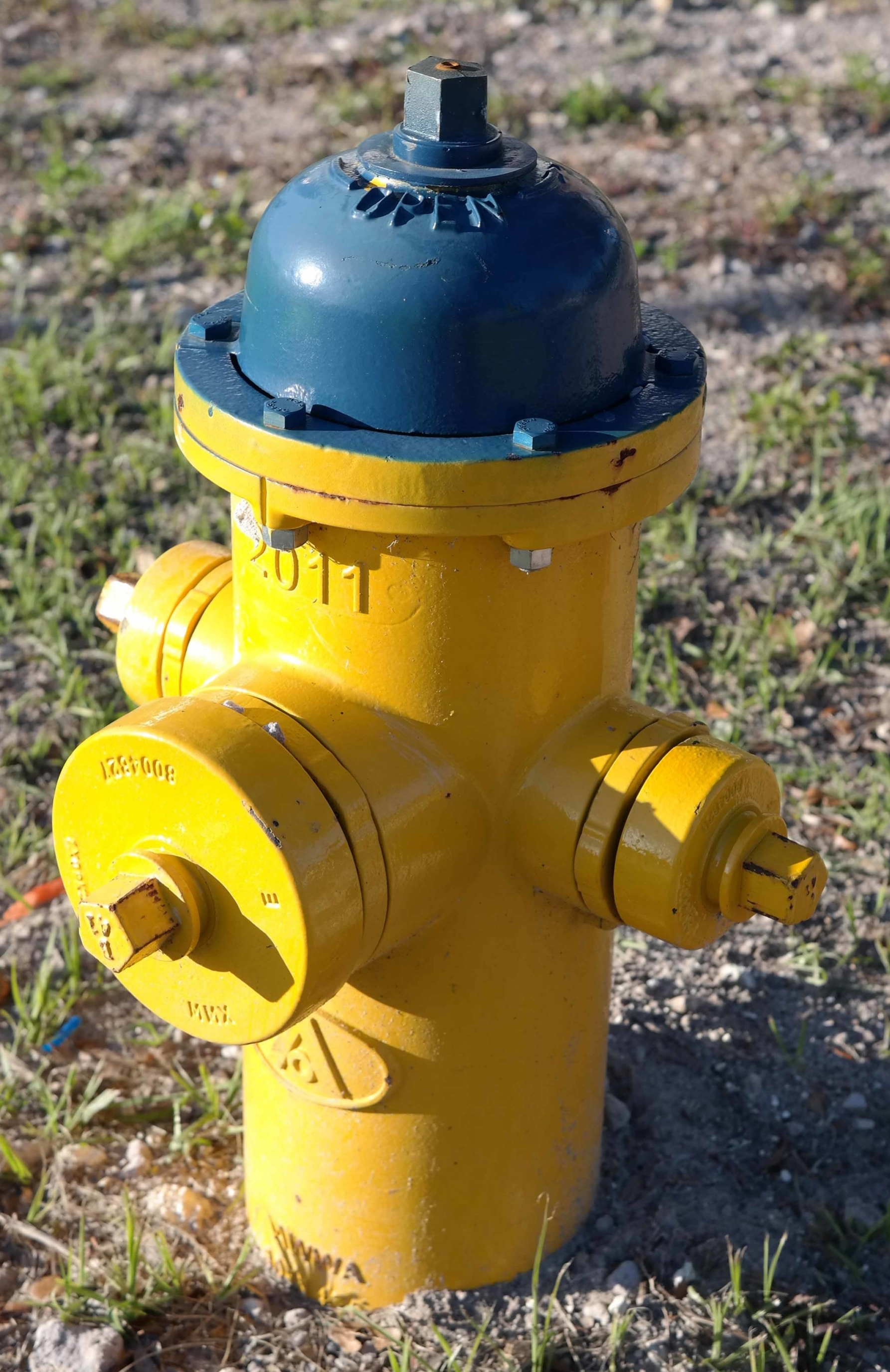 Utilities Fire Hydrant