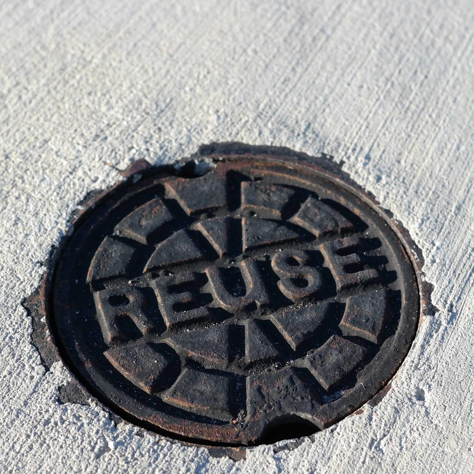 Utilities Reclaimed Water Valve