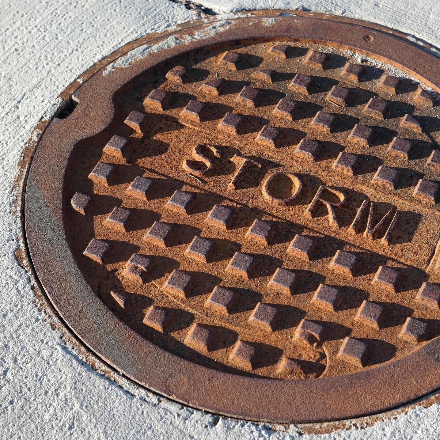Stormwater Manhole