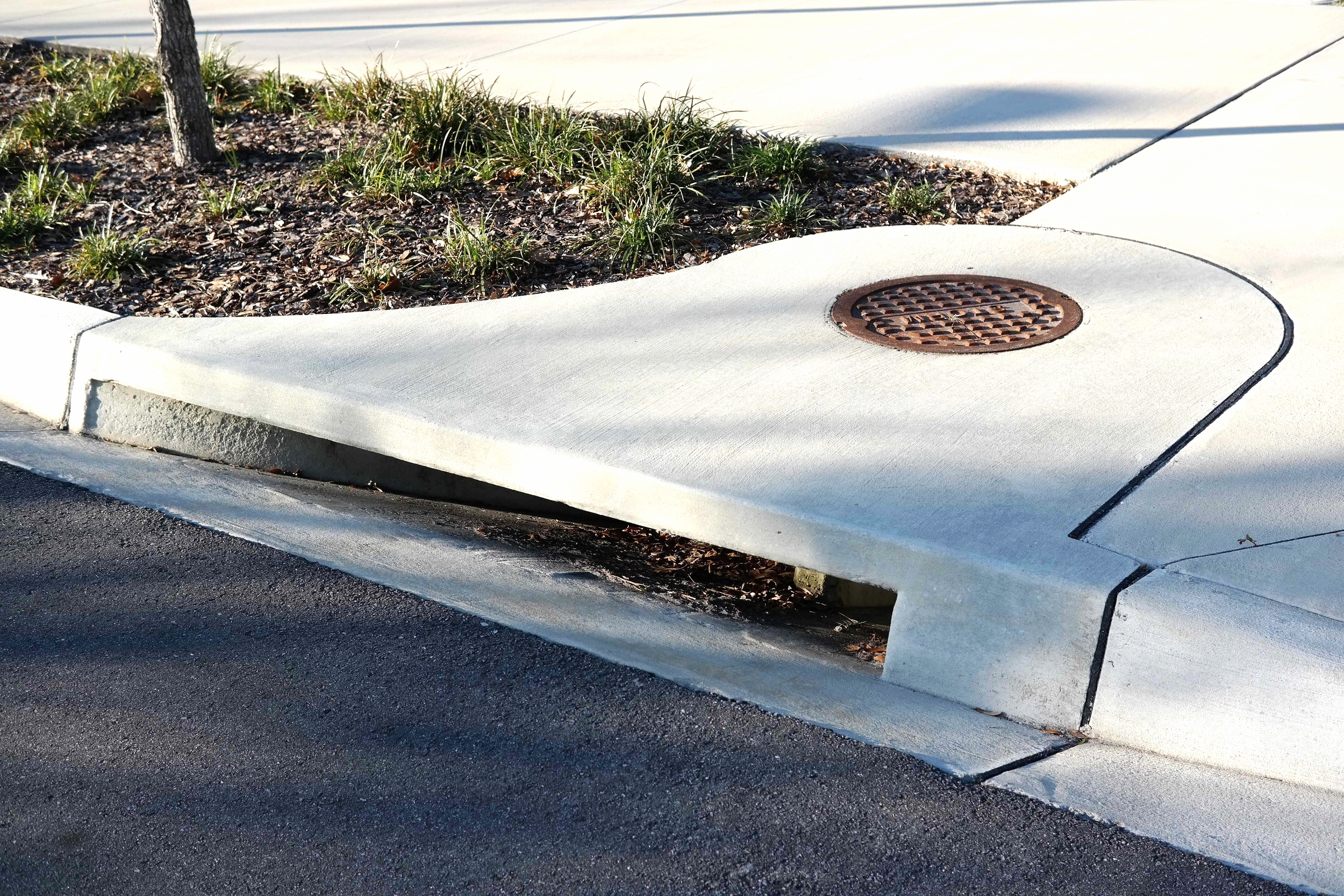 Stormwater Curb Inlet