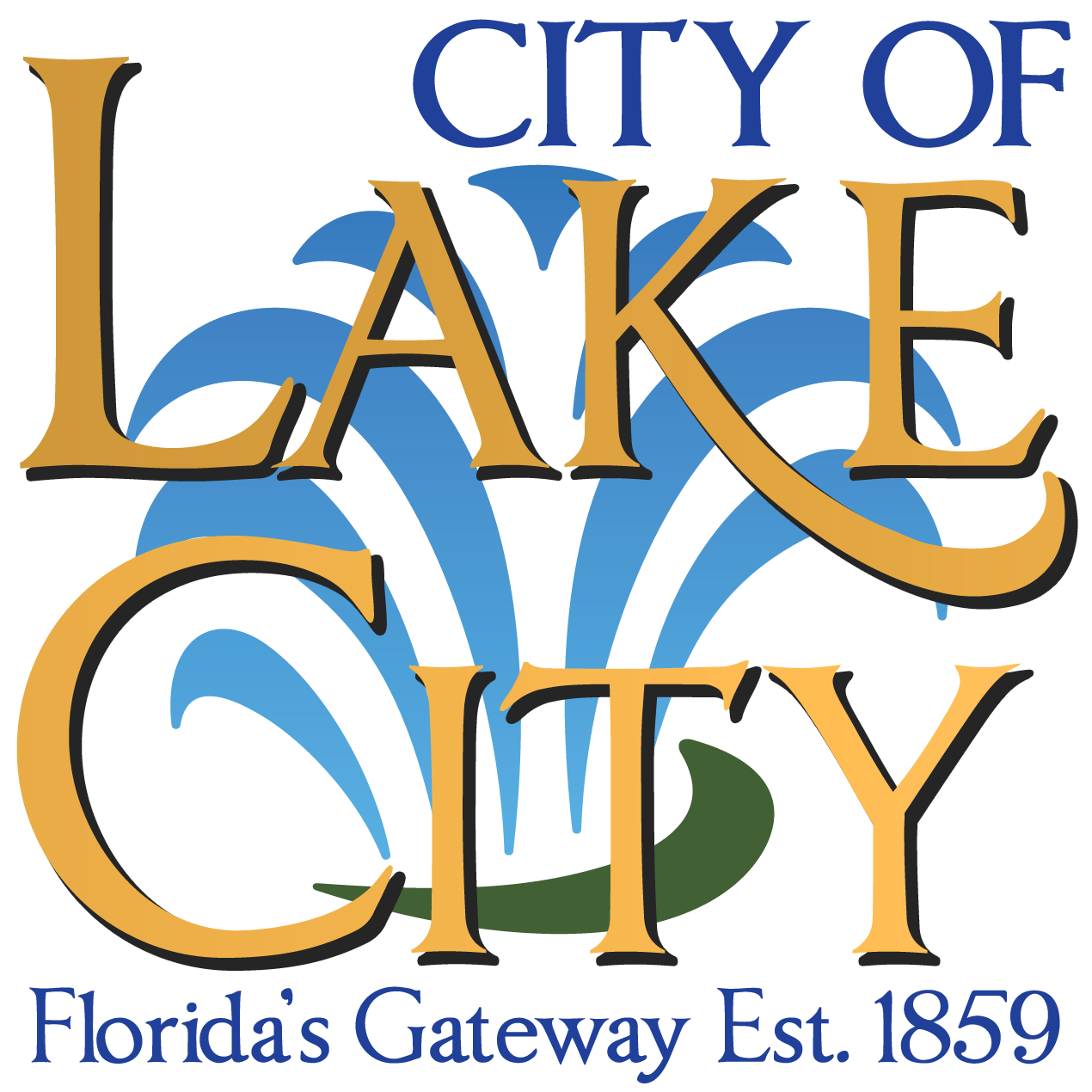 Lake City Fl Logo Square.png