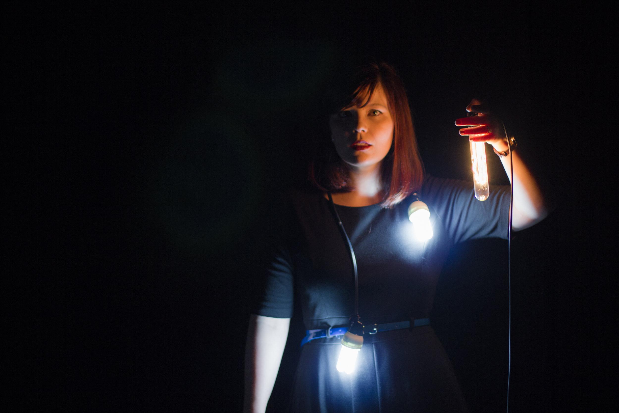 Vanessa Strydom // soprano