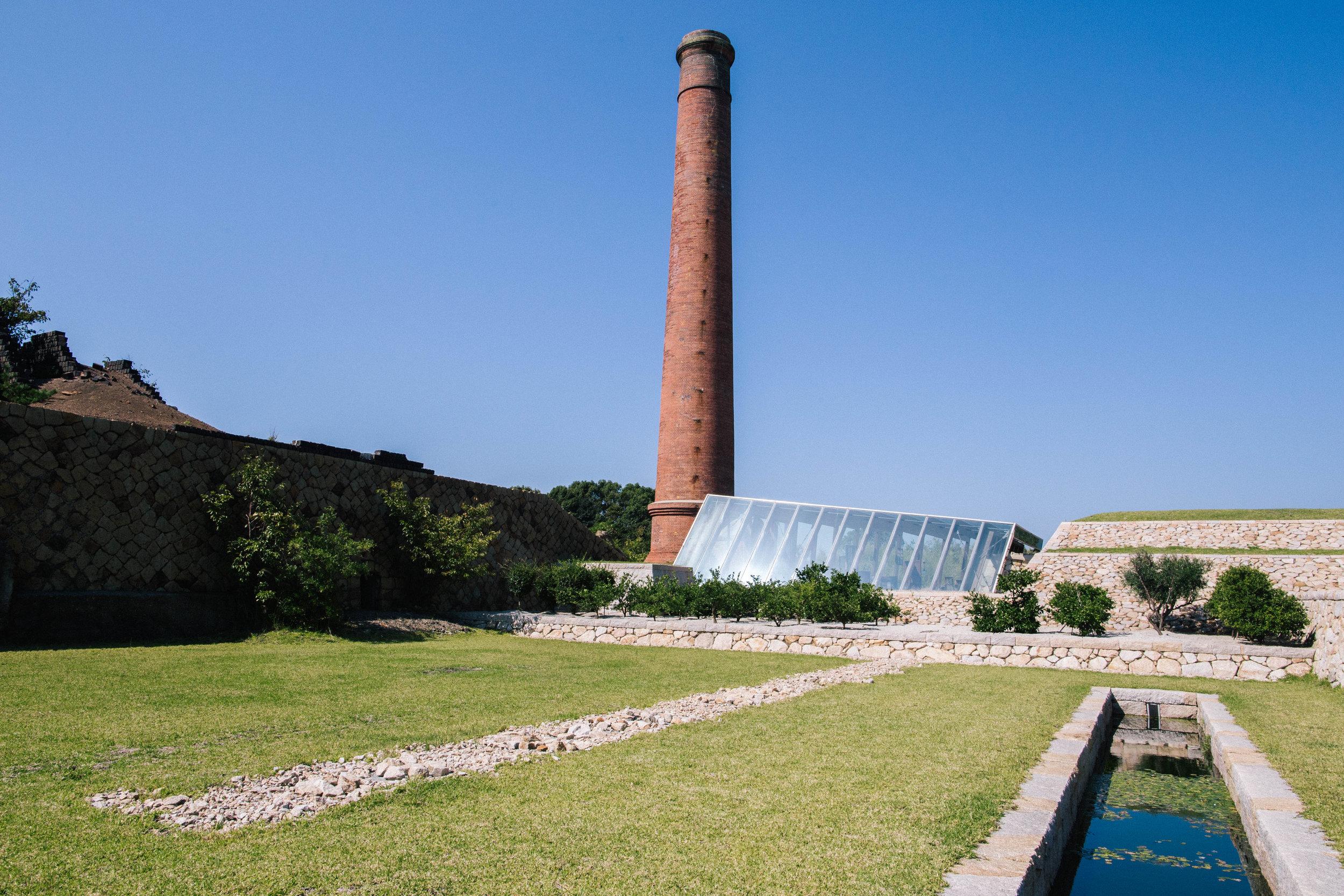 Inujima Seirensho Art Museum