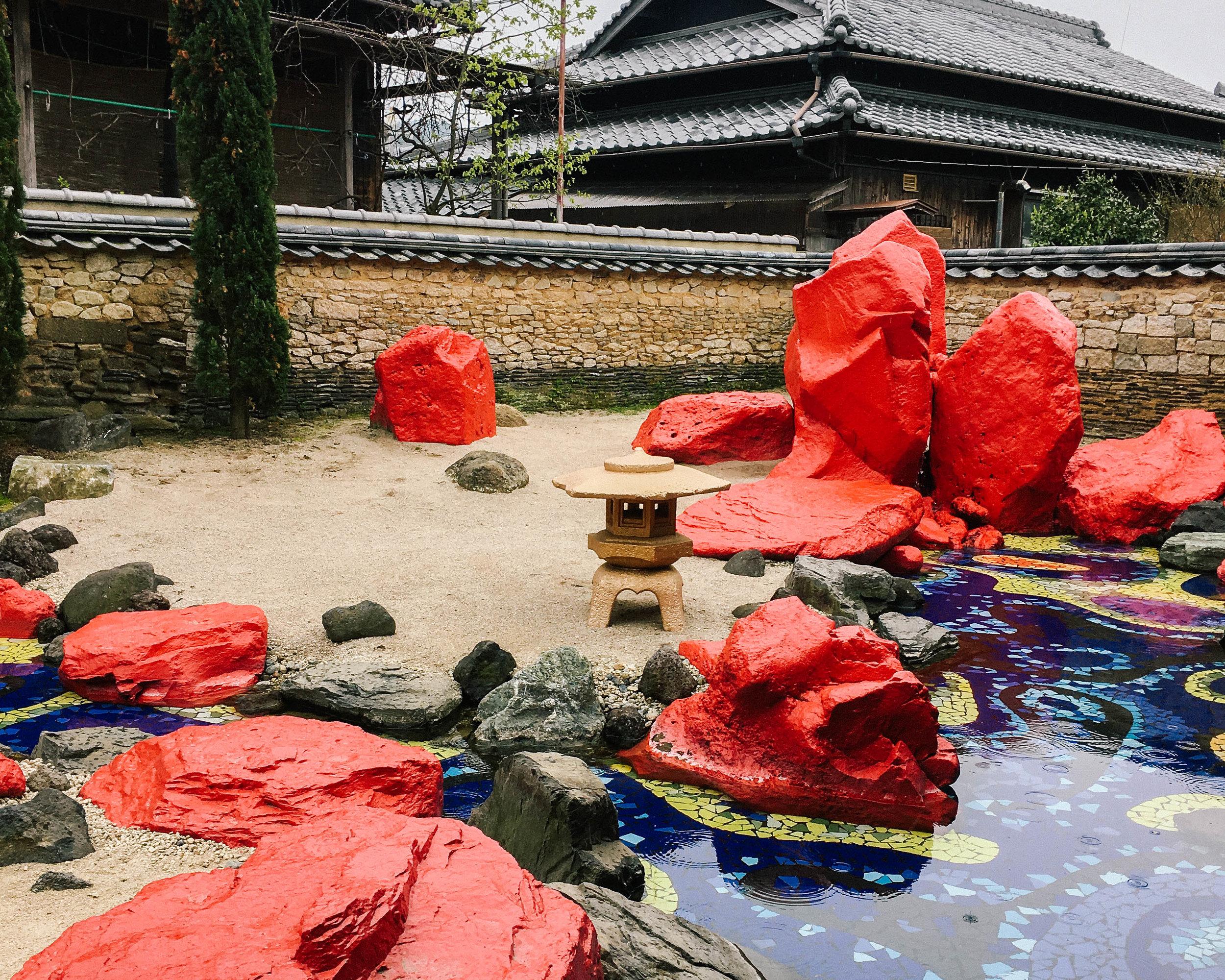 Teshima Yokoo House  ©Hikalu Jane