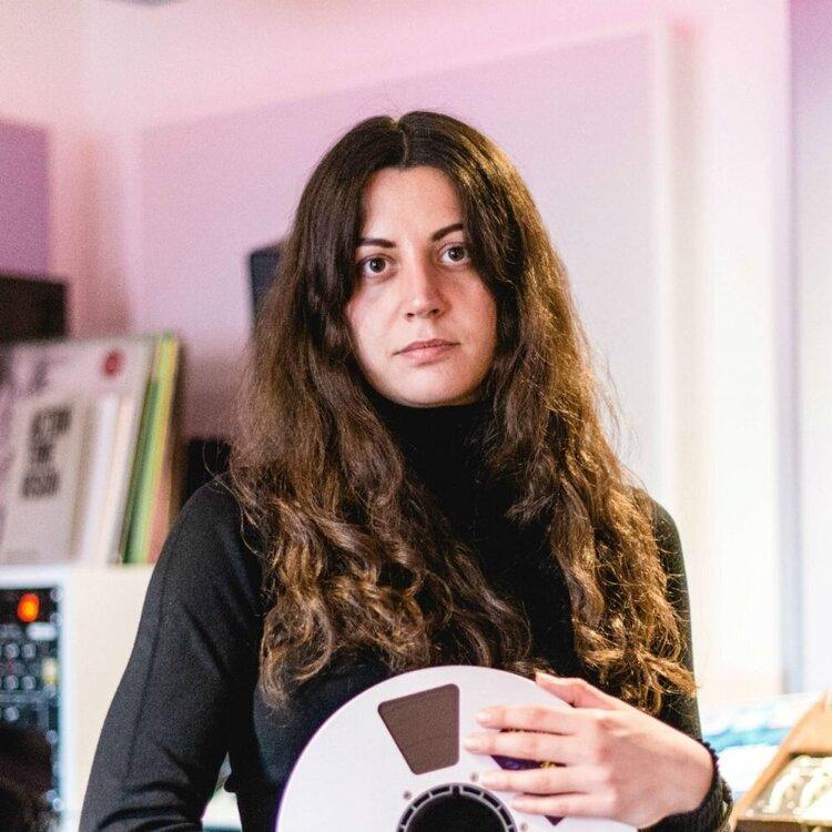 Marta Salogni: being a studio chameleon     photo by Carla Salvatore