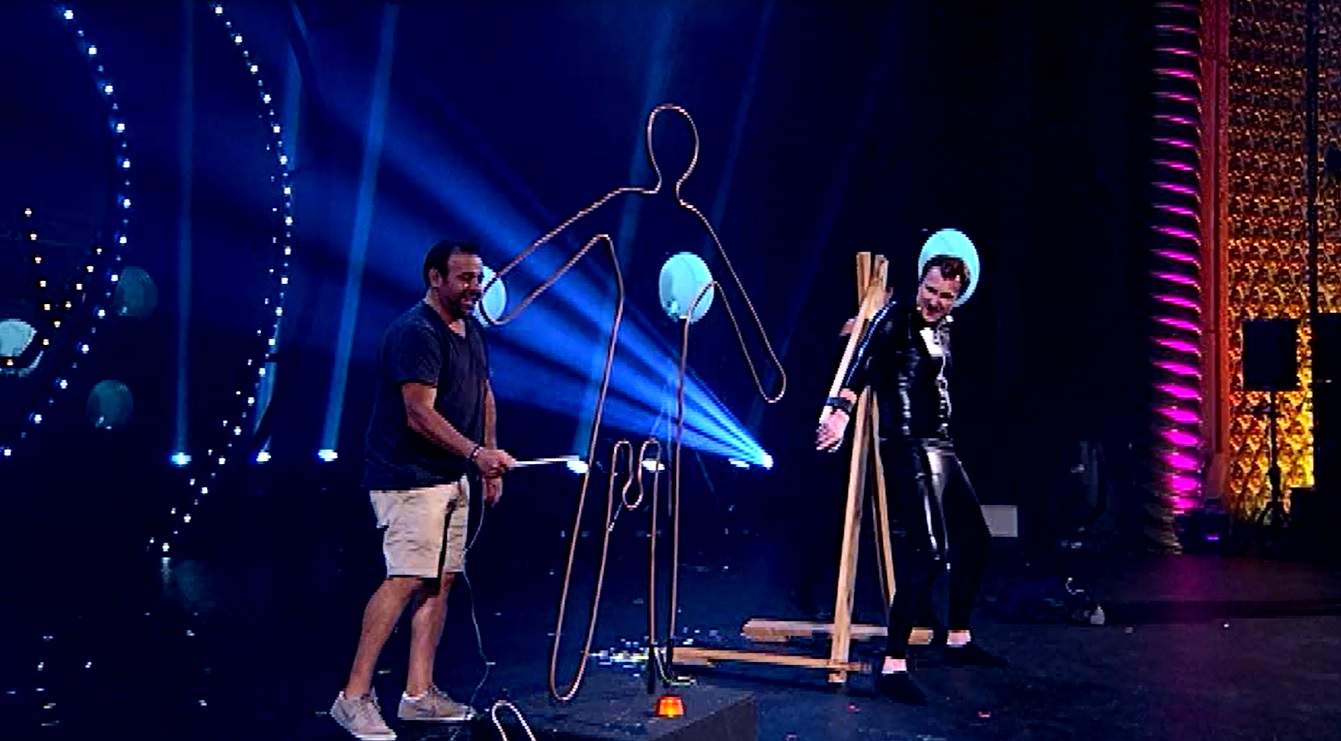 """Buzzman"" - Jason Byrne at Melbourne International Comedy Festival"