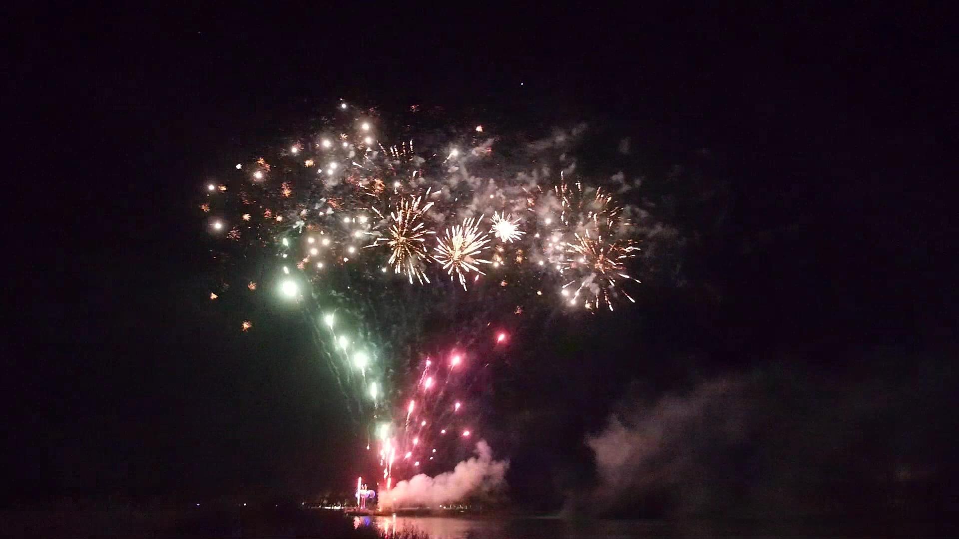 Maitreya Fireworks