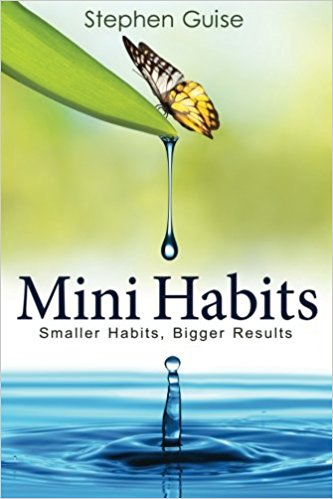- This book goes a little more in depth on the science behind why this method works (which I always find intriguing because I love learning more about how our brains work), and guides you through a few different ways that you can successfully implement mini habits into your daily routine.