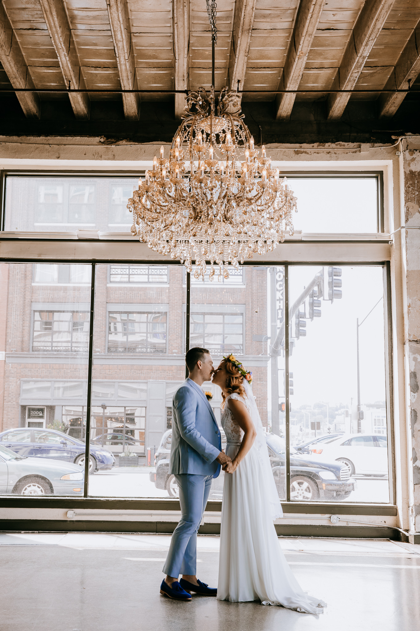 Wedding Photography in Downtown Kansas City by Merry Ohler (2)