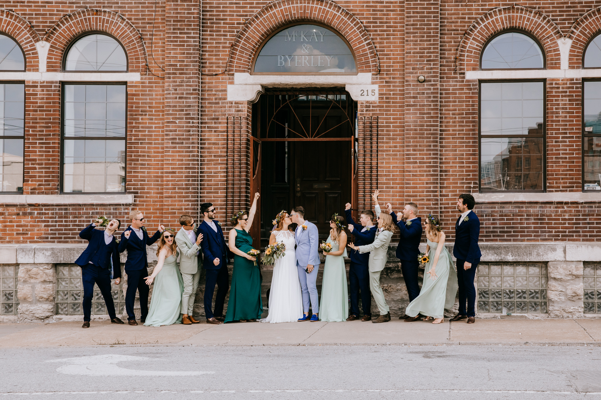 Wedding Photographer in Downtown Kansas City by Merry Ohler (3)