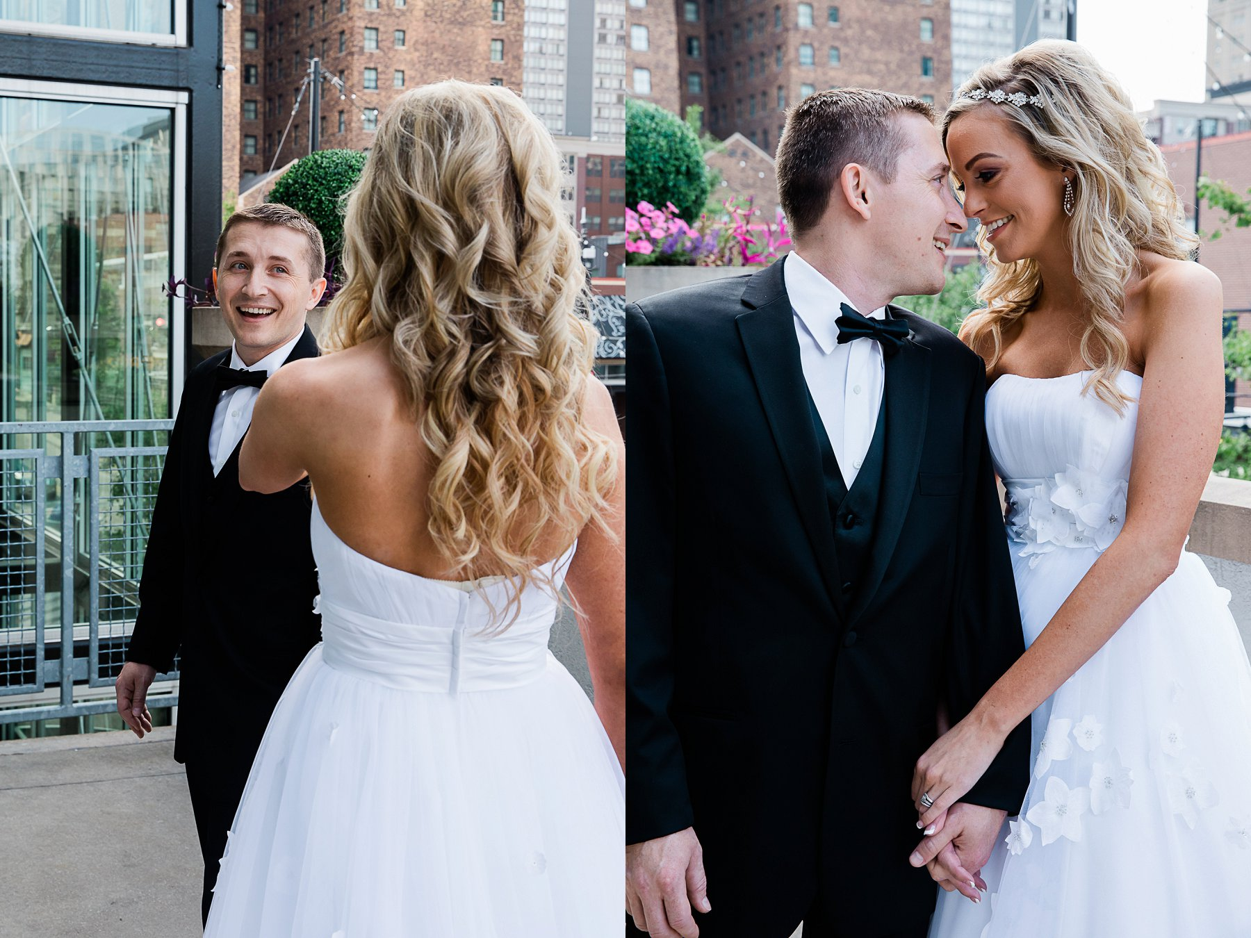 First Look Photography by Merry Ohler | Best Missouri Wedding Photographer
