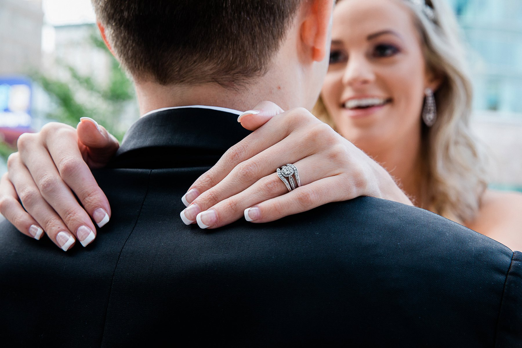 Wedding Ring Photography by Merry Ohler | Best Wedding Photographer in Kansas City