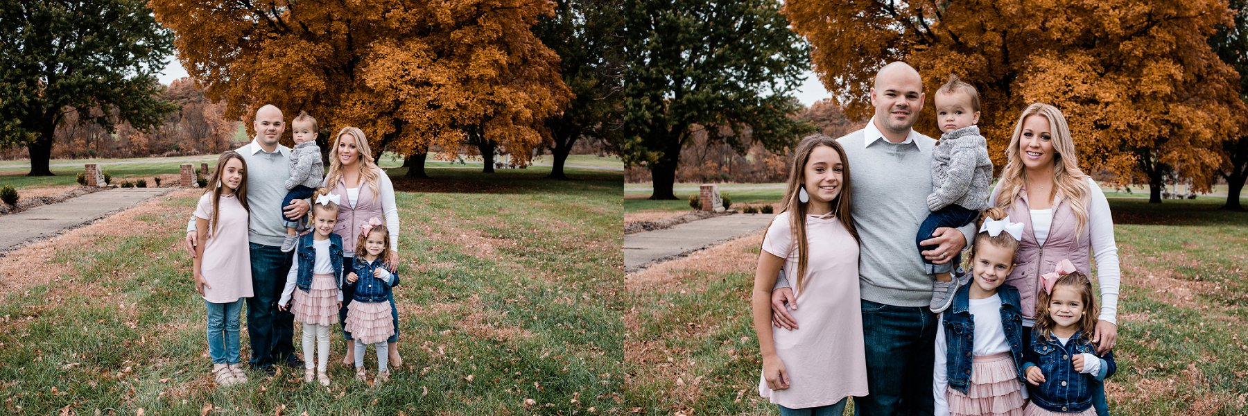 Fall Family Photography at Belvoir WInery by Family Photographer in Kansas City, Merry Ohler (2)