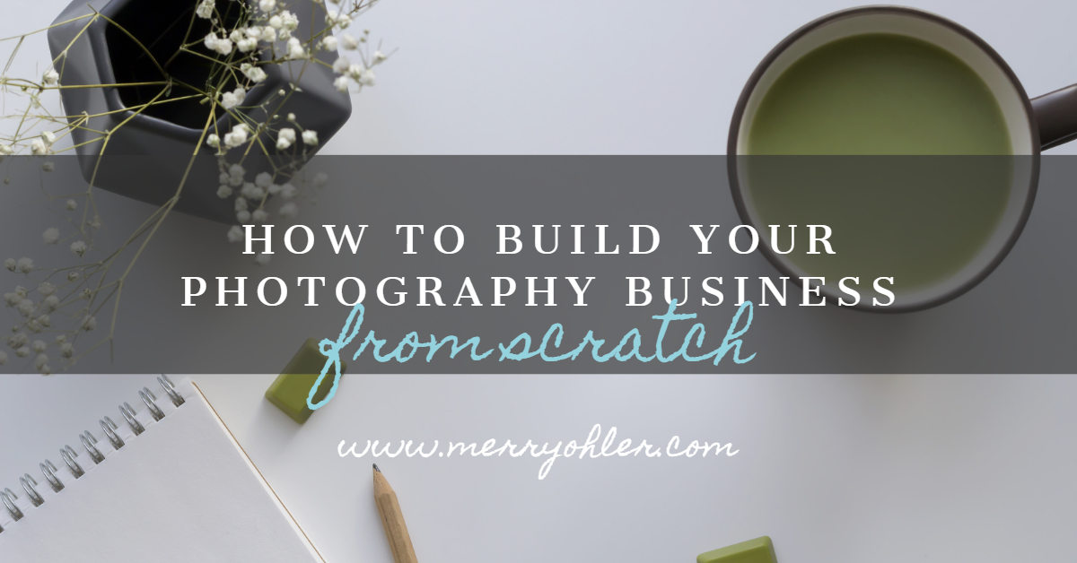 Coming March 30th! - The course that will teach you how to grow your photography business from scratch, without sacrificing your family…or your sanity.