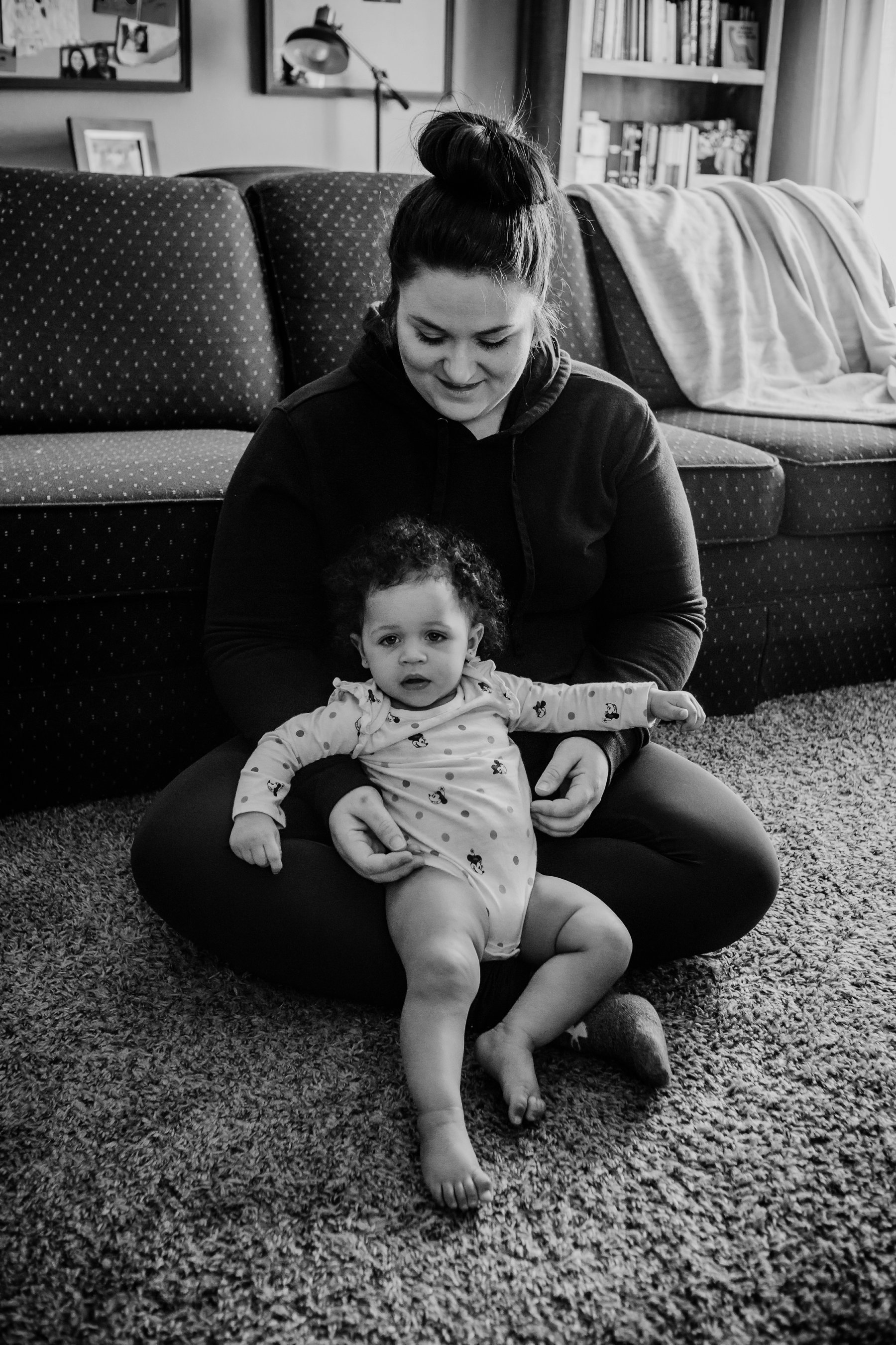 Documentary Motherhood Photography in Kansas City by Merry Ohler, Wedding Photographer Kansas City - 14