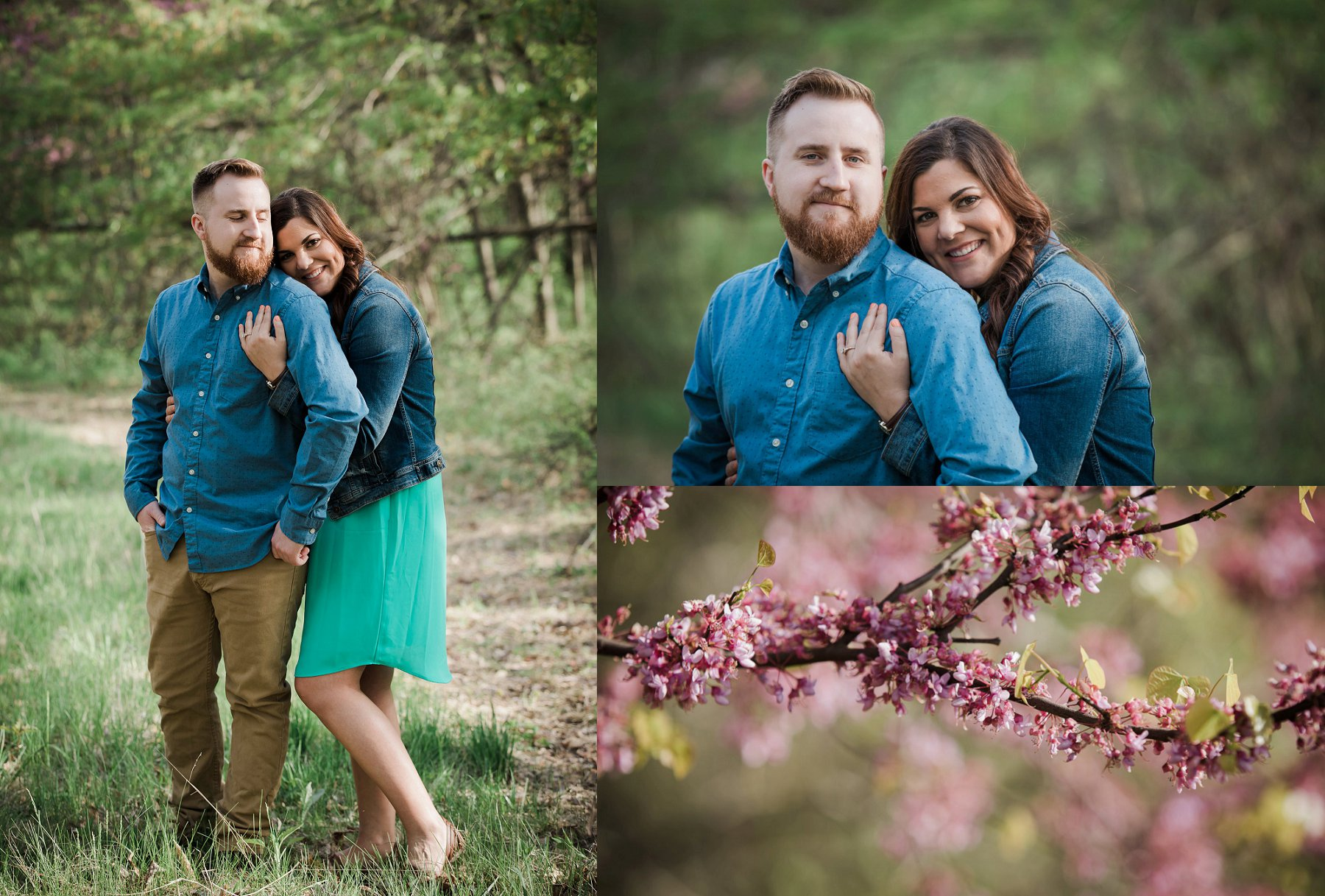 Spring Engagement Photography in Kansas City by Merry Ohler 1