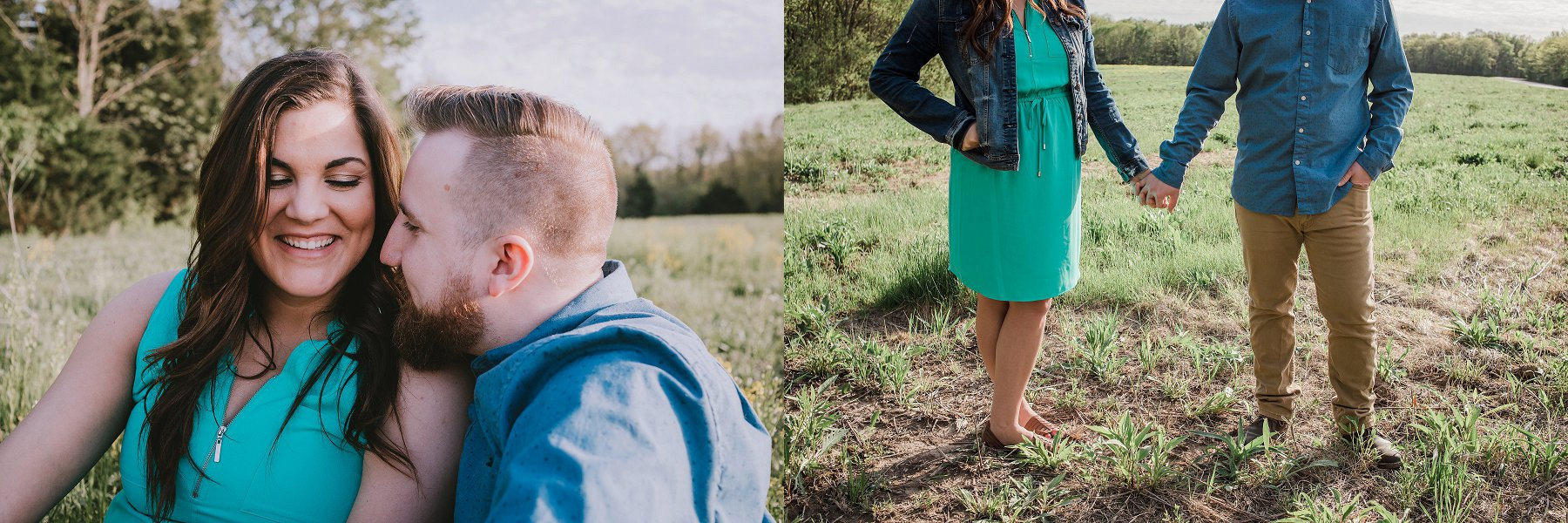 Spring Engagement Photography in Kansas City by Merry Ohler 4