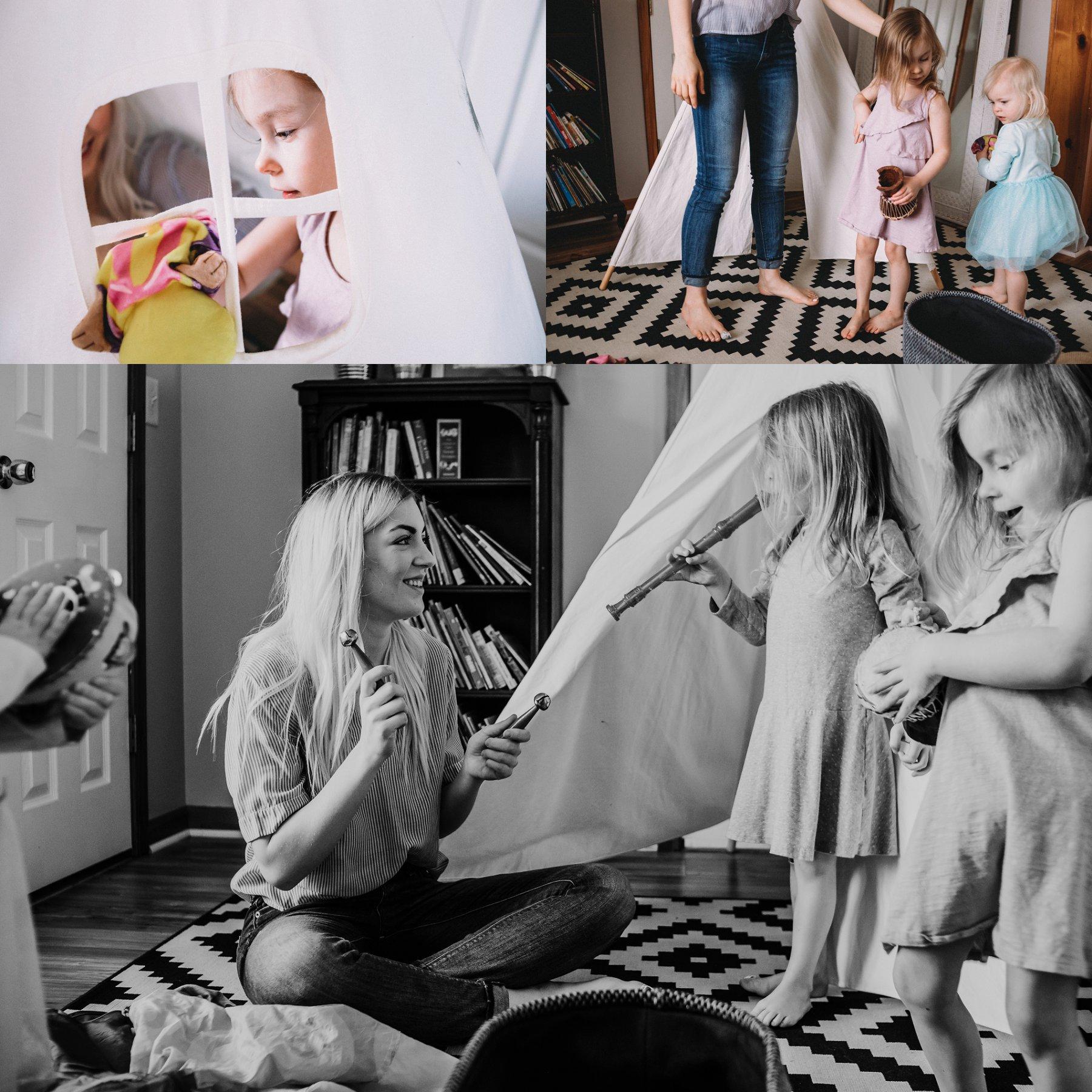 Documentary Lifestyle Motherhood Photography in Kansas City by Merry Ohler | Family Photographer Kansas City 5